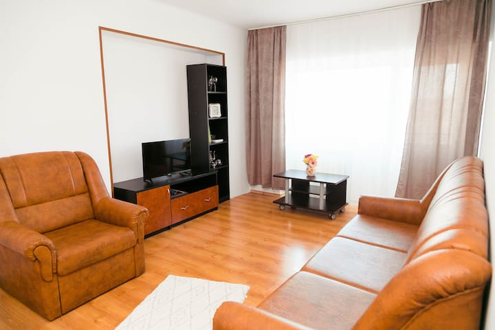 Făgăraș的民宿
