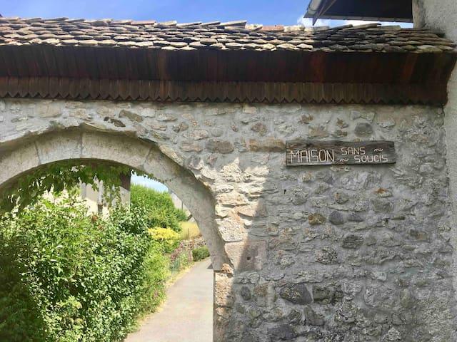 Bellevaux的民宿