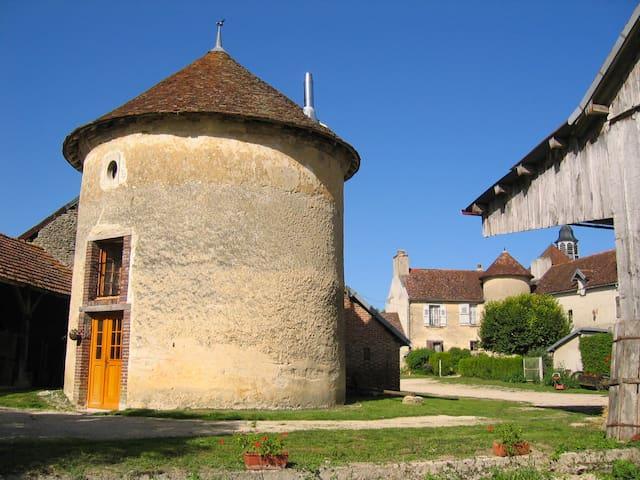 Fouchères的民宿
