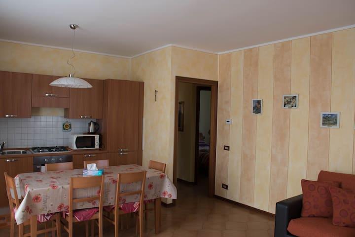 Orezzo的民宿