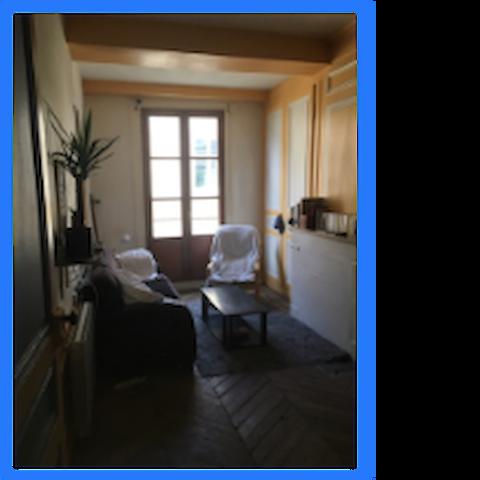 里昂的民宿