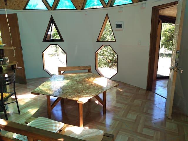 San Fabián的民宿