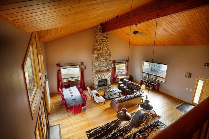 Grand Targhee Mountain Lodge Retreat