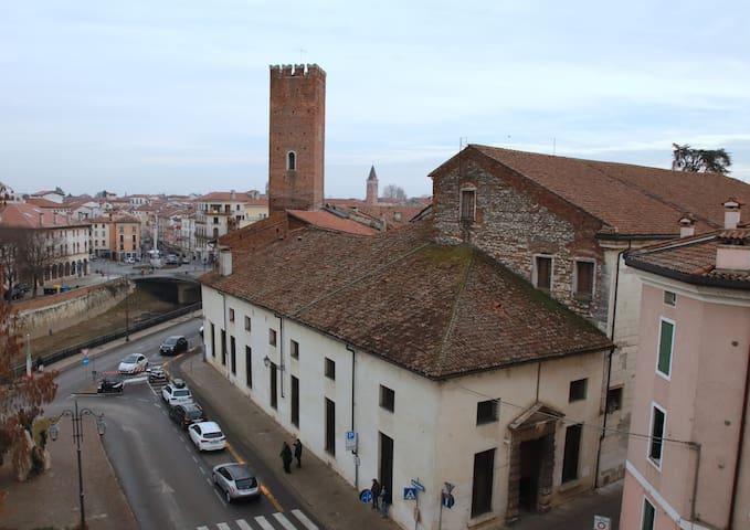 维琴察(Vicenza)的民宿