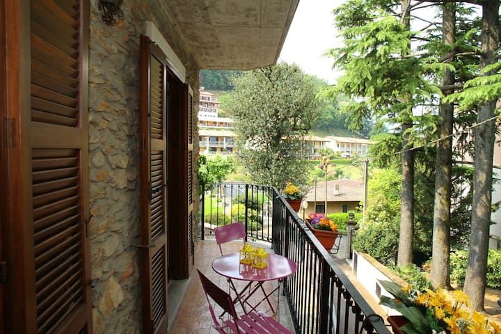 Cadegliano-viconago的民宿