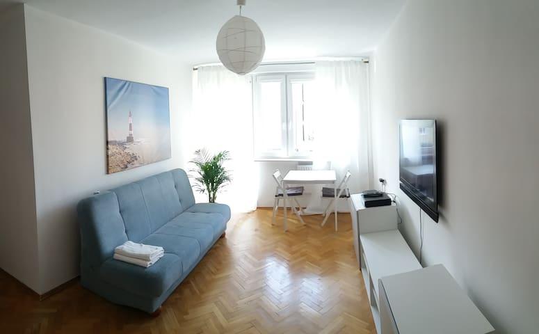 Szampański Apartament nad morzem (Dworska 29)