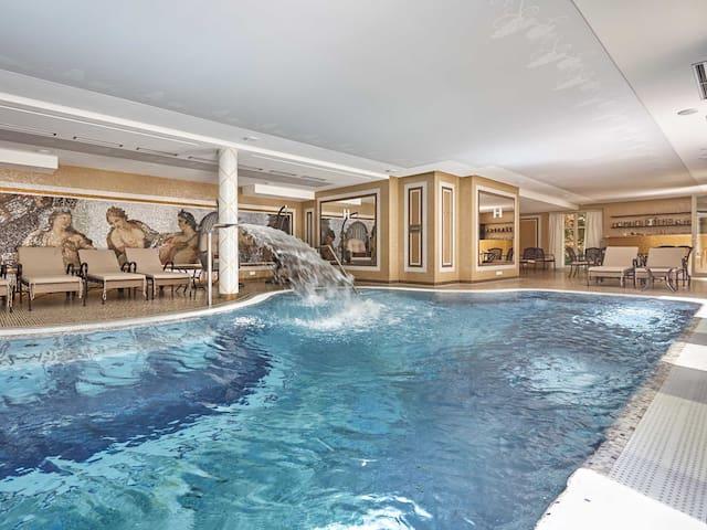 UNIQUE City Centre Villa Appart 110m + Pivat Pool