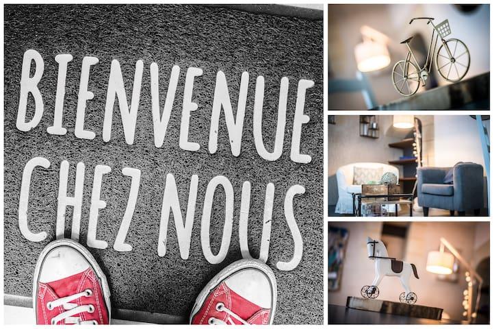 索米尔 (Saumur)的民宿