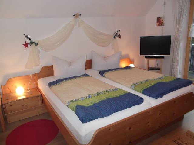 Unterammergau的民宿