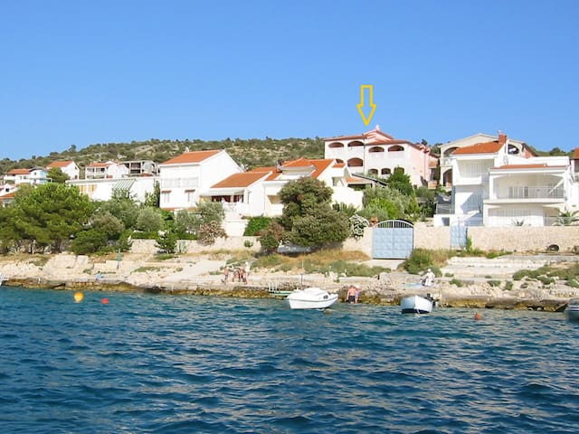 3-room apartment 45 m² Marina for 4 persons