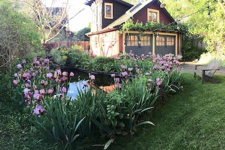 Serene Cottage beside pond