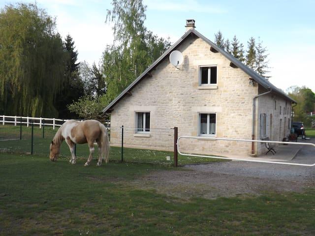 Bruyères-et-Montbérault的民宿