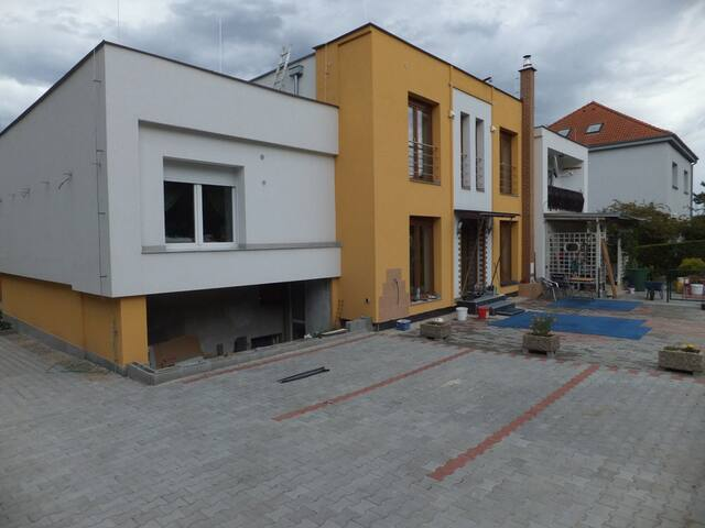 Brandýs nad Labem-Stará Boleslav的民宿