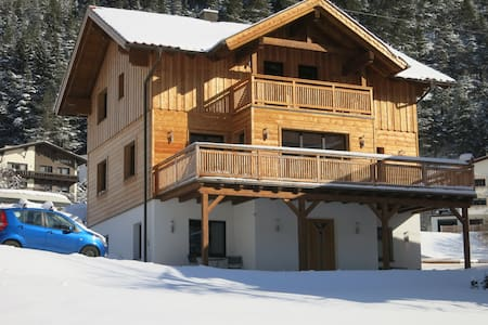 New Apartment (West) in Schnann, Arlberg