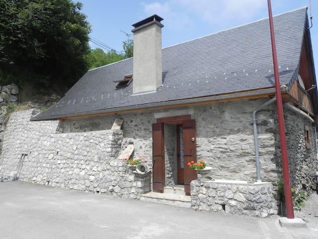 Gouaux-de-Larboust的民宿