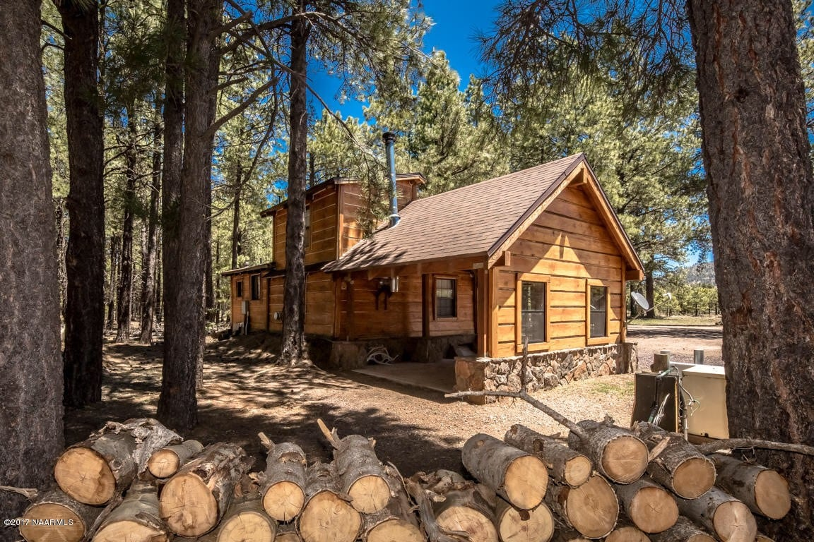 Grand Canyon Cottage at Thundercliffe Ranch