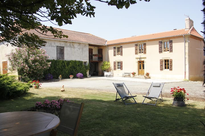 Sainte-Dode的民宿