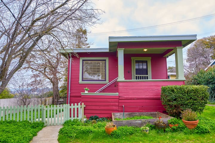 Boutique Bungalow 2 by Waterfront  & Ferry to SF