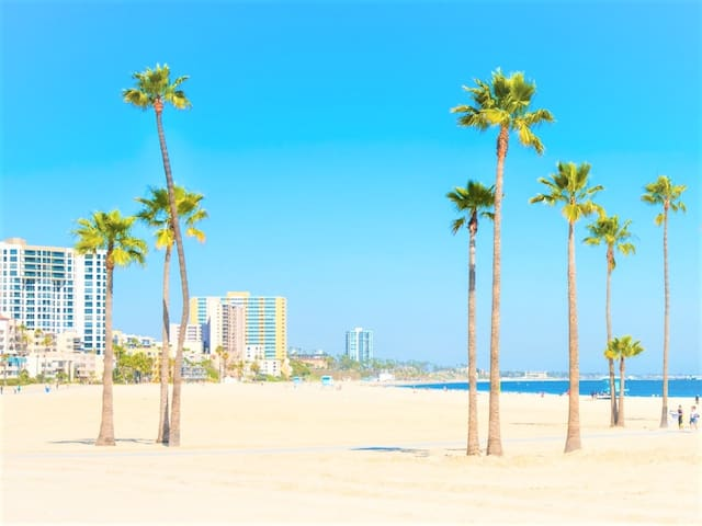 BEAUTIFUL beach apartment, OCEAN FRONT! Must-See!