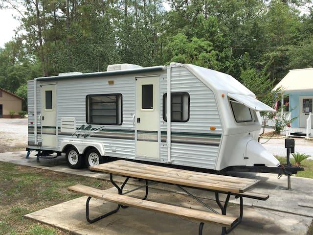 Private & Cozy RV Rental
