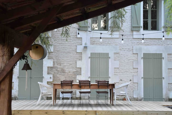 Luxé的民宿