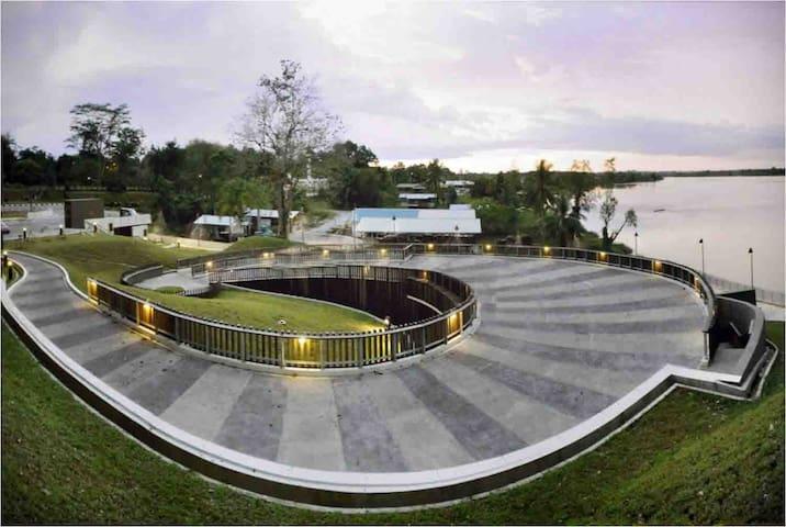 Sri Aman的民宿