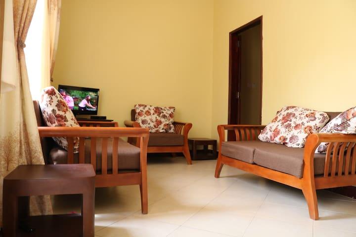 Kampala fully furnished home