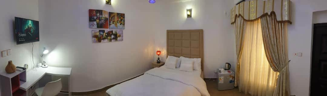 Single room apartment in Ikeja GRA