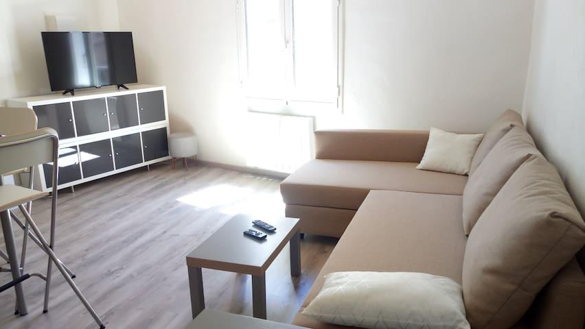 公寓的民宿