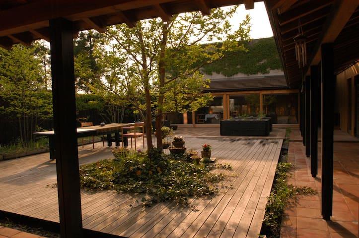 Saihaku District的民宿