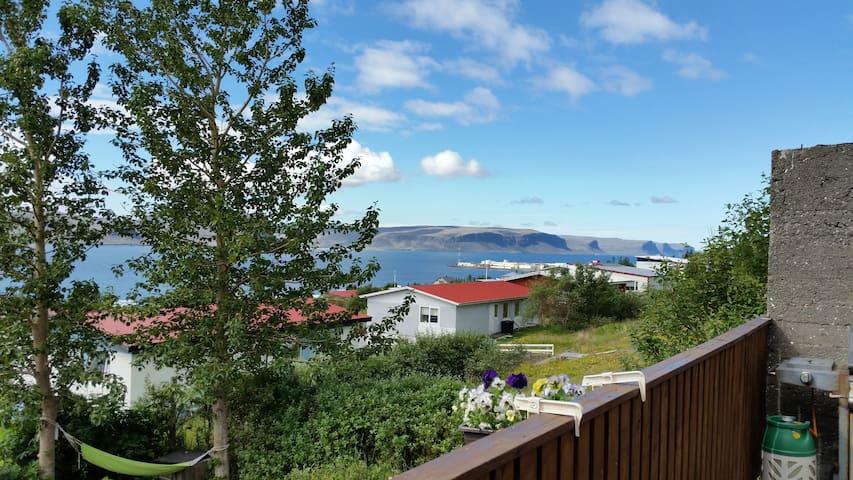Patreksfjörður的民宿