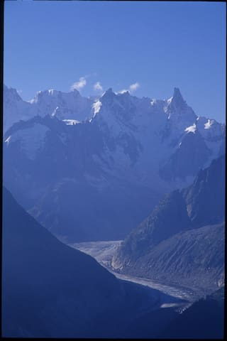 Guidebook for Chamonix-Mont-Blanc