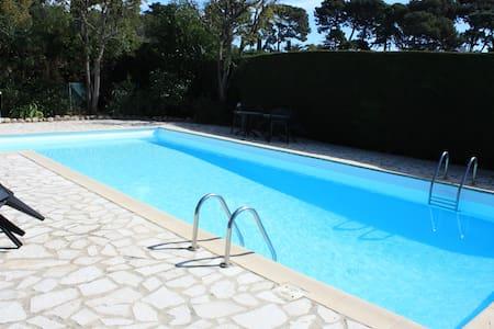 Stunning Cap d'Antibes Studio - Pool,Parking,View