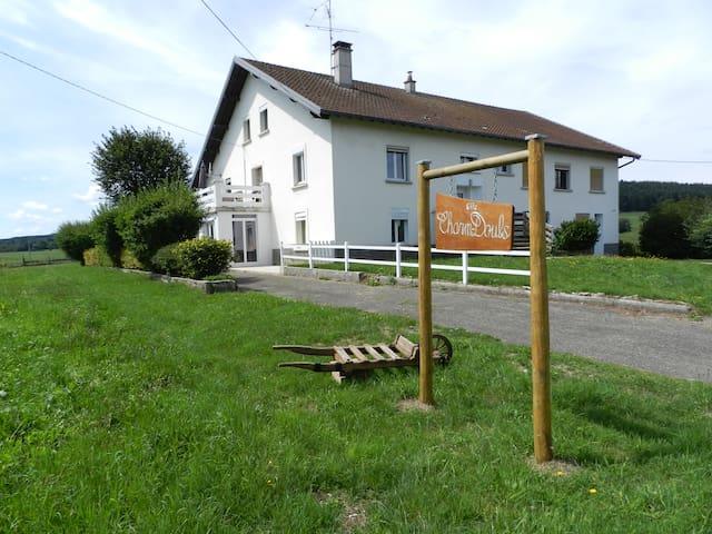 Charmoille的民宿