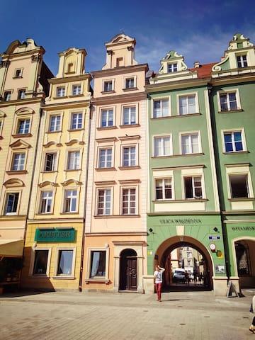 弗罗茨瓦夫(Wrocław)的民宿