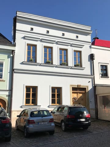 Litomyšl的民宿