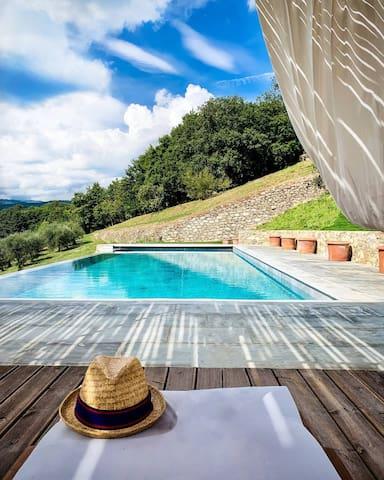 Serravalle Pistoiese的民宿