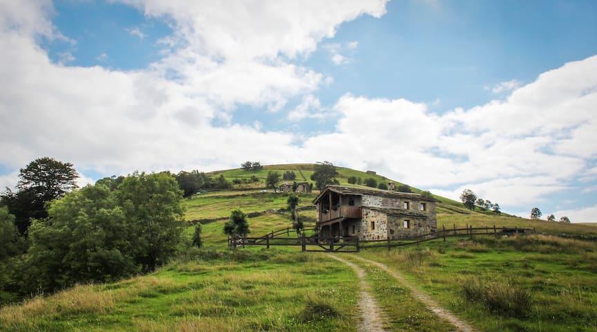 San Roque de Riomiera, Cantabria的民宿