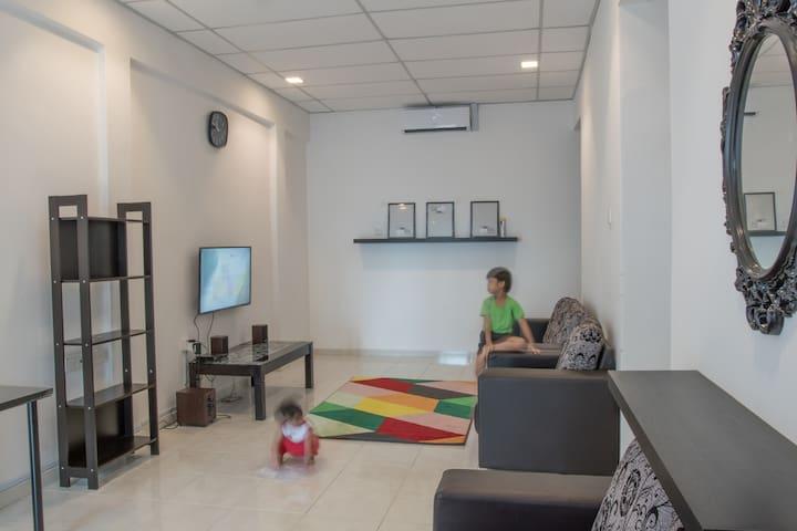 巴力拉惹的民宿