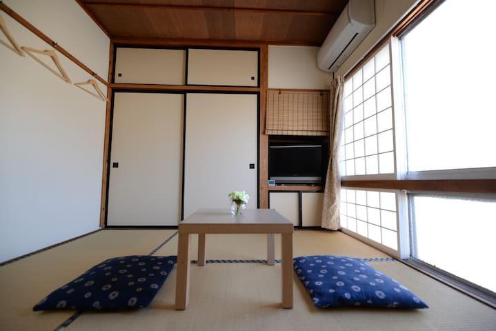 Sakaiminato-shi的民宿