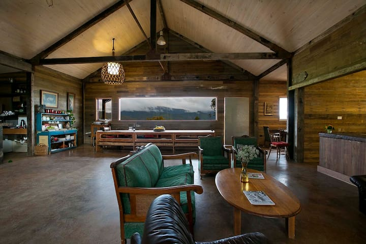 Group Accommodation, working horse property