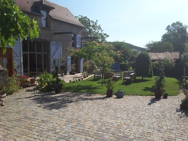 La Vineuse的民宿