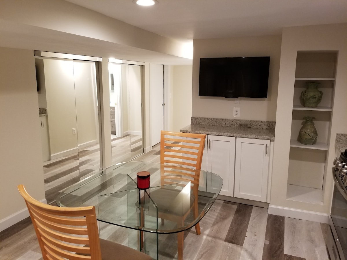 Modern Private Suite in the Heart of Rockville