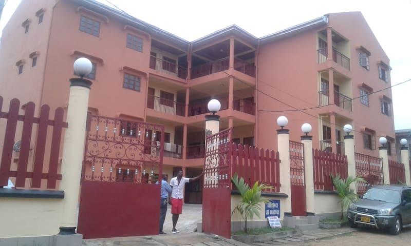 杜阿拉(Douala)的民宿