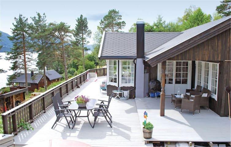 Bergsøya的民宿