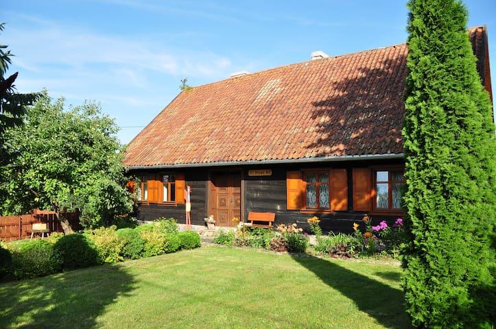 Villa Mazura - Holliday cottage masuria