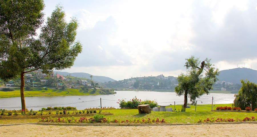 努沃勒埃利耶 (Nuwara Eliya)的民宿