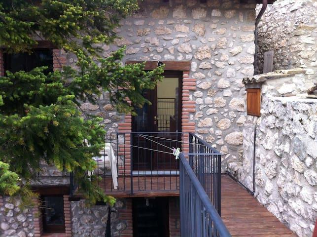 Pietracamela的民宿