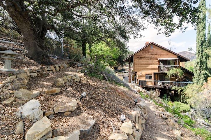 亚哥拉山(Agoura Hills)的民宿