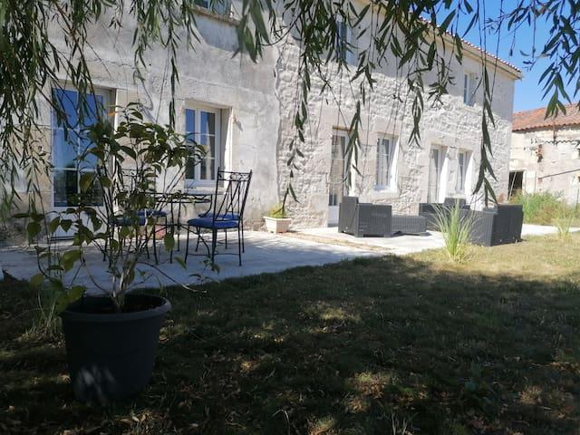 L'Île-d'Elle的民宿